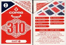 COPAG 310 Gaff Playing Cards Poker Size Deck Cartamundi Custom Limited Sealed