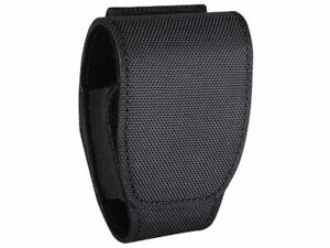 ASP 56133 Black Nylon Handcuff Case For Chain Or Hinged Cuffs Expandable Side