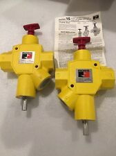 Ross L-o-x Energy Isolation Devices. Lot Of 2! No Reserve!