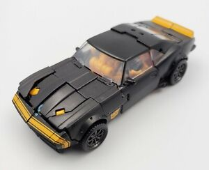 Transformers Age of Extinction Deluxe Class High Octane Bumblebee Loose Used