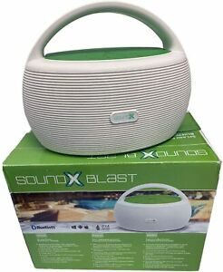 Sound X Blast SMI440BTX Portable Bluetooth Waterproof Boombox Speaker