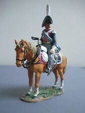 ►CAVALIER DELPRADO EMPIRE NAPOLEON :HOMME DE TROUPE CARABINIER HOLLANDAIS 1815