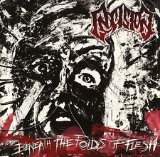 """Insision """"Beneath The Folds Of Flesh"""" CD - NEW!"""