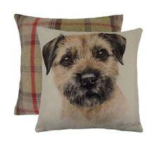 "Tartan 100% Cotton 17x17"" Size Decorative Cushions & Pillows"