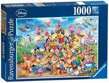 Puzzle 1000 Carnevale Disney - Ravensburger 19383