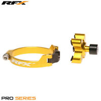 For Honda CRF 450 X 2007 RFX Pro Series Yellow Launch Control