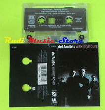 MC DEL AMITRI Walking hours 1989 usa A&M CS 5287 cd lp dvd vhs