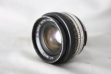 *As Is* Vintage C.C Petri Lens EE AUTO 55mm 1:2 **Very Good** From Japan #M038a