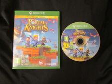 XBOX ONE : PORTAL KNIGHTS : GOLD THRONE EDITION - Completo, ITA ! DLC OK !