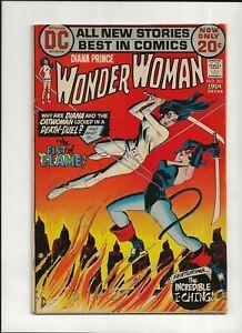 Wonder Woman #201 (1972) FN 6.0