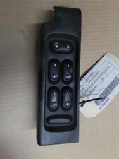 LANDROVER FREELANDER RIGHT FRONT POWER WINDOW SWITCH (MASTER SWITCH) 03/04-12/06