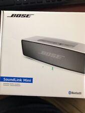 Bose SoundLink Mini Wireless Bluetooth Speaker Model 741319-1300 Nice in Box
