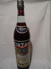 Spirituosen - Barräumung Ältere Cinzano Bianco 3 Liter Sonderflasche ungeöffnet