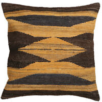 Handmade Kilim Cushion Covers multi colours, Turkish,Moroccan 49cm x 49cm
