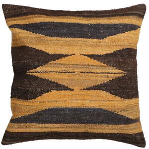 Handmade Kilim Cushion Covers multi colours, Turkish,Moroccan 49cm x 49cm