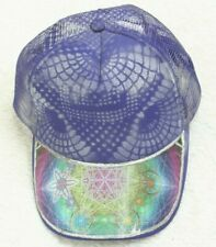 Otto Blue Baseball Style Hat Cap Polyester Adult One Size Fits All Snapback Bill