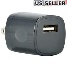 US Plug USB AC Wall Charger Travel Power Adapter for iPhone 5S 5 4S iPod Samsung