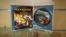 GOD OF WAR COLLECTION VOLUMEN 2 PS3 PAL ESPAÑA