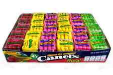 CANEL´S CHICLES FRUTALES 60ct, Assorted Fruity Chewing Gum, Mexican Candy