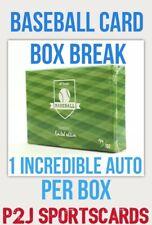 New listing HIT PARADE 2020 BASEBALL LIMITED ED. CARD Box BREAK⚾️1 RANDOM TEAM⚾️Break 2966