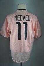 Juventus Turin Trikot 2003-2004 Gr. XL #11 Nedved Jersey maglia Fastweb