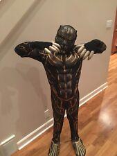 Child Killmonger Costume Gloves (Black Panther)