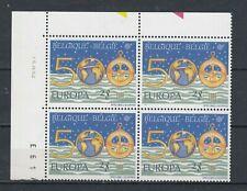Timbres Belgique Belgie Neufs**  BDF