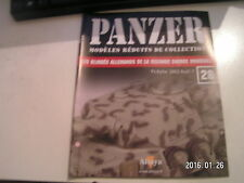 *** Panzer modèles réduits de collection n°28 1 Pz Div LSSAH / Pz Kpfw Ausf F