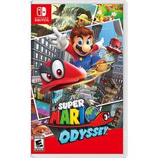 Super Mario Odyssey Switch [Factory Refurbished]