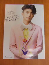 JANG WOO YOUNG (2PM) - R.O.S.E [OFFICIAL] POSTER K-POP *NEW*