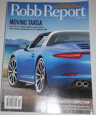Robb Report Magazin Moving Targa Porsche Oktober 2014 120414 R2