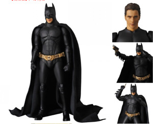 Mafex No.049 The Dark Knight Trilogy Batman Begins Suit Action Figure  In Box
