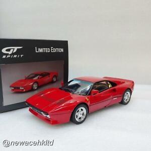 Ferrari 288 GTO Rosso Corsa GT SPIRIT MODEL 1/18 #GT288