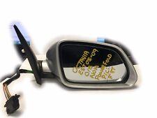 *SKODA OCTAVIA EST 2005-2009 DRIVERS OFF SIDE SILVER NON POWERFOLD WING MIRROR