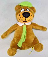 Yogi Bear - 8in. Stuffed/Plush Toy Bear - Hannah Barbera Collection