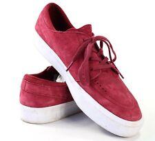 812593b741d9 Nike Mens Size 11.5 Stefan Janoski Zoom Red Skate Shoes 854321 661 Street  Wear