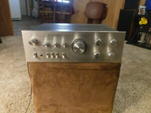 Kenwood Dc Stereo Integrated Amplifier Model KA-7100