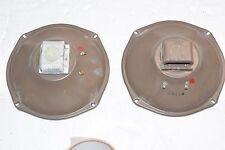 Pair Vintage Jensen 7 3/4 inch MID-RANGE 3-P/2 super slim speakers