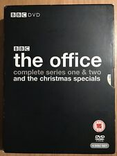 La Oficina~Temporada 1+ 2 + Specials Original Bbc Series Gb DVD Completo Box Set