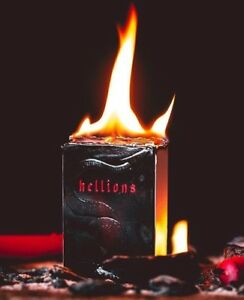 Bicycle Ellusionist Red Hellions US Playing Cards Magic Poker New