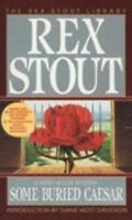 Some Buried Caesar (Nero Wolfe) by Stout, Rex