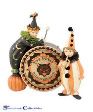 Bethany Lowe Halloween Drummers TD5054  Set of 2