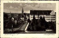 Rottenburg am Neckar Baden-Württemberg ~1920/30 Bischöfliches Palais ungelaufen