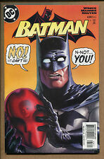 Batman #638 - Jason Todd Revealed As Red Hood - 2005 (Grade 9.2)