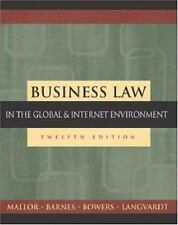Business Law: The Ethical, Global, and E-Commerce Environment with PowerWeb and