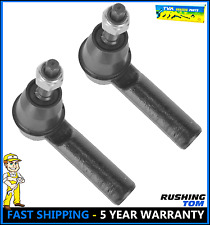 2 New Steering Front Outer Tie Rod Ends Left & Right Pair For 05-11 Ford Mustang