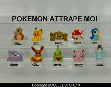 SERIE COMPLETE DE FEVES POKEMON ATTRAPE MOI