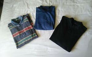 Bundle Mens Long & Short Sleeved Size M