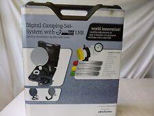 Micro electronic digitale Camping Sat Anlage mit Easyfind LNB CS40 HD