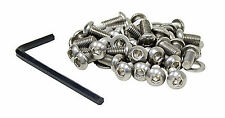 6MM STAINLESS BUTTON HEAD ALLEN SHROUD SCREWS VW BUGGY BUG GHIA BAJA BUS TRIKE